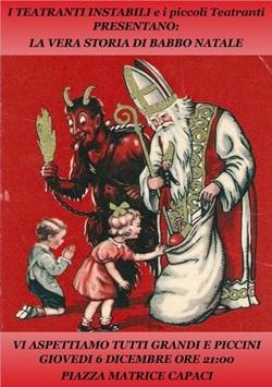 Storia Di Babbo Natale.La Vera Storia Di Babbo Natale